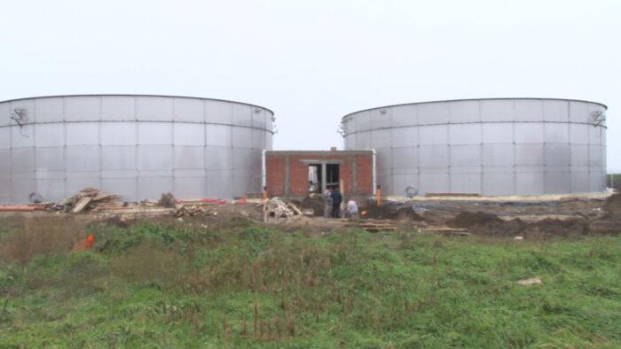 Biomassza-erőmű és hulladékátrakó