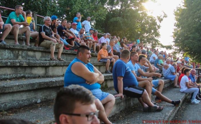 Újra népszerű a labdarúgás székelyhídon Kövári Krisztián fotója